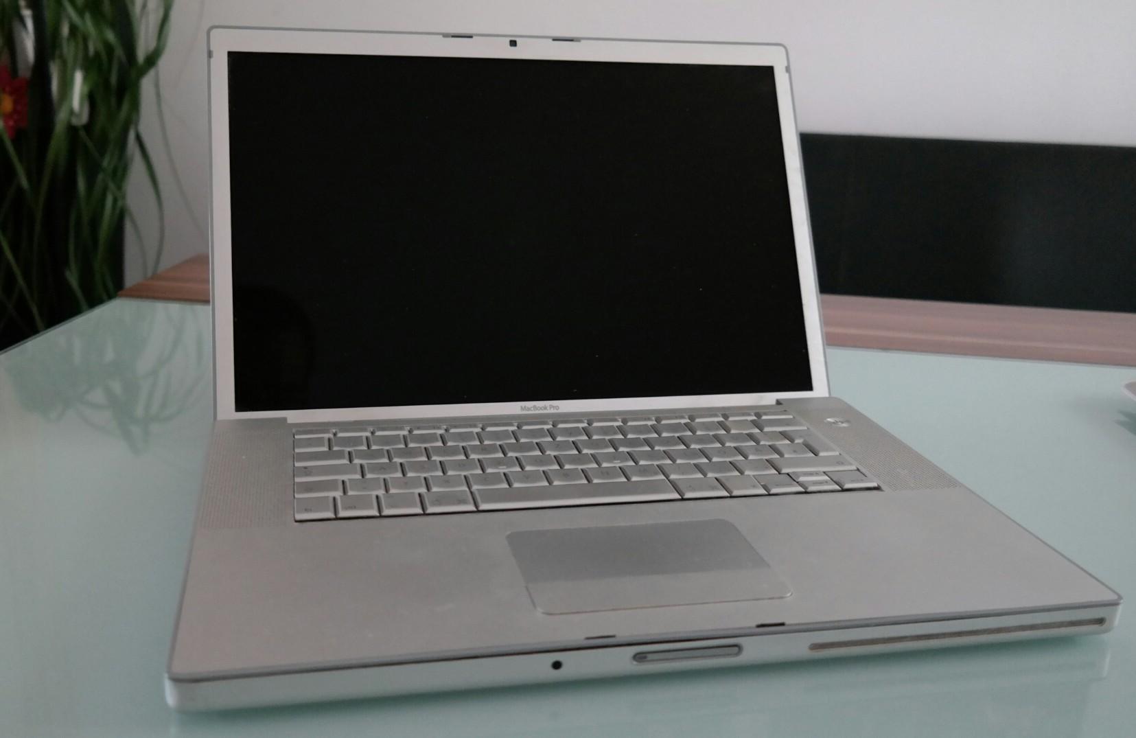 MacBookPro: Ein Nachruf