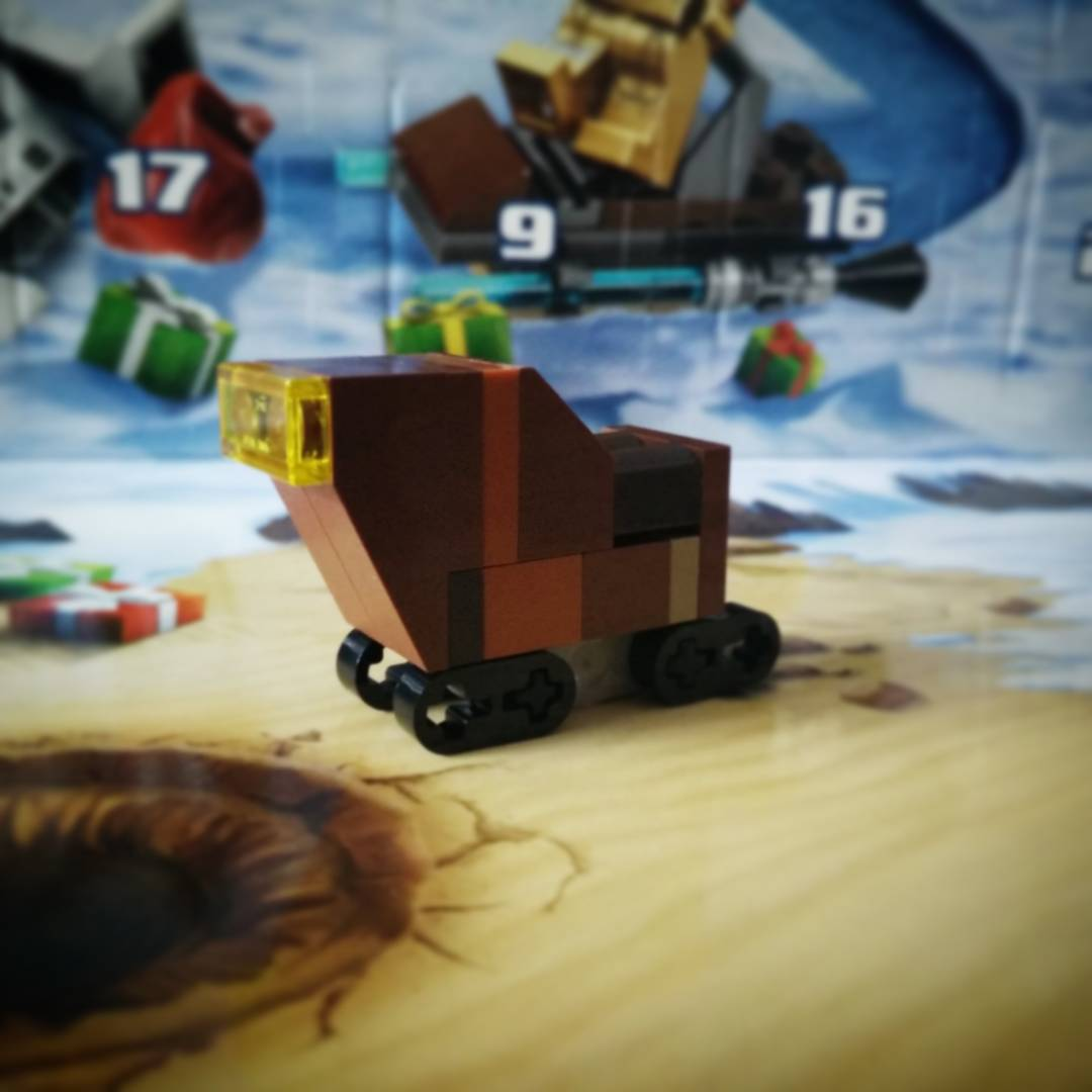 #Lego #starwars #Adventcalendar #5