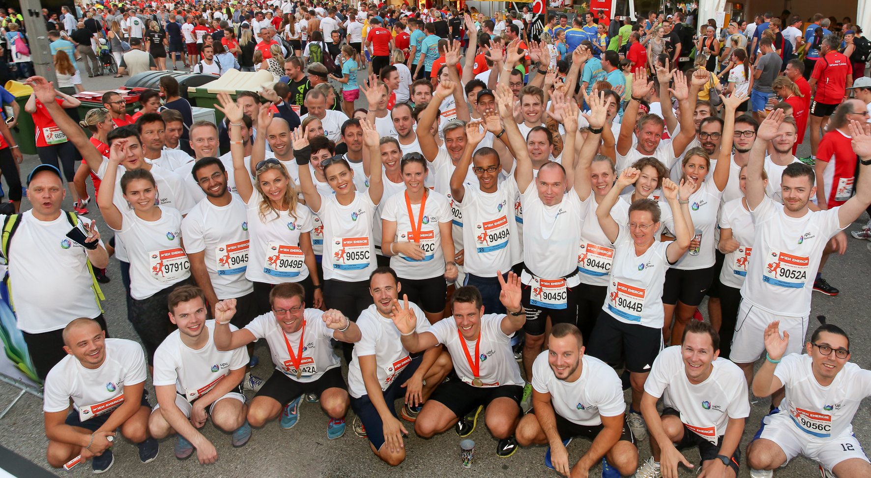 Running Nerd: Wien Energie Business Run 2016