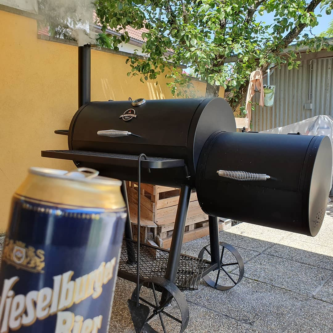 Bring the #bbq to the next Level #smoker #bbqsmoker