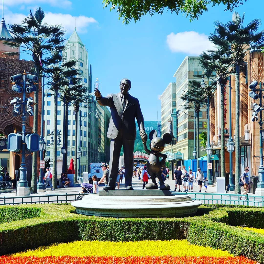 Disneyland will never be completed. It will continue to grow as long as there is imagination left in the world. – Walt Disney  #disneylandparis  #disney  #disneyland #waltdisney #waltdisneyquotes