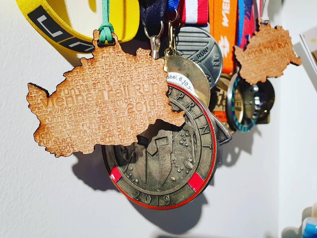 Wieder eine Mediale mehr in meiner Sammlung 💪🏼💪🏼💪🏼 #running #runnerdrun #motivation #slowasfuck
