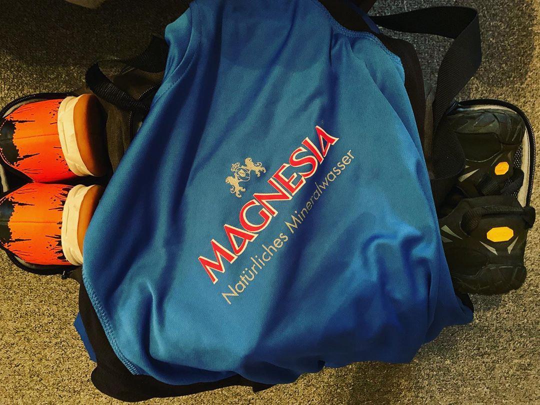 Ready for @xcrossrun 💪🏼 zum ersten Mal geht auch mein Junior an den Start 💪🏼 #runnerdrun @magnesia.running #ocr #fivefingers