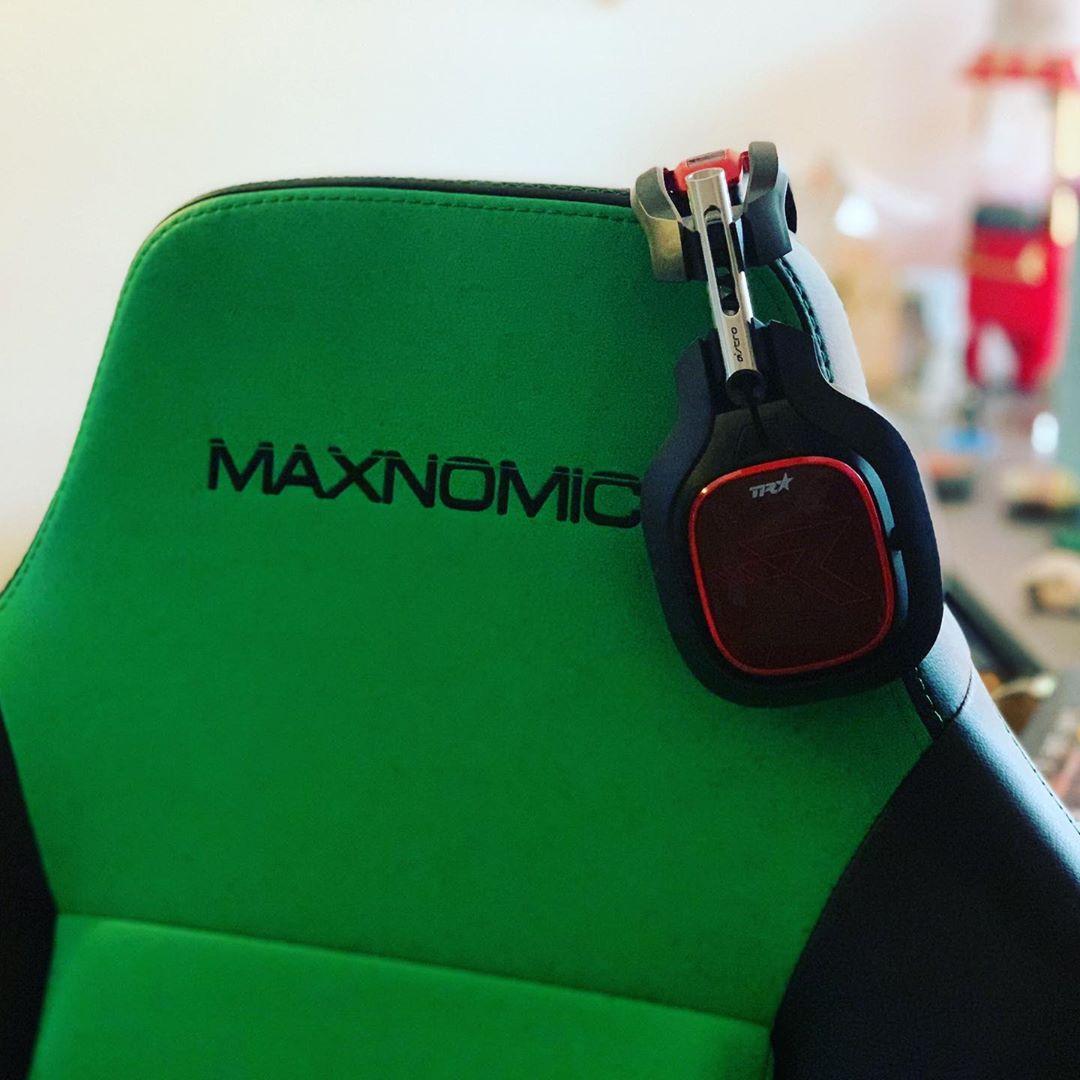 Bringing #gaming to the next level #maxnomic #autpbo #xboxone