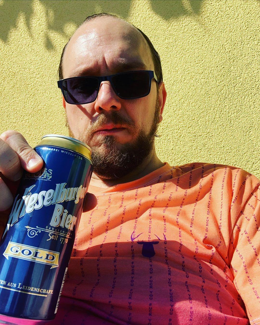 Noch a bissl den Sonntag in der Sonne verbringen. #verstecktebotschaft
