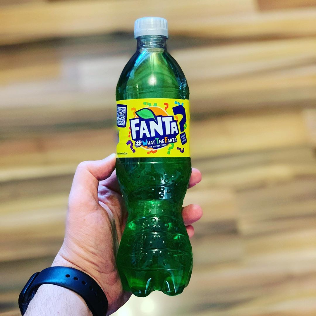 What the Fanta? #fanta #whatthefanta